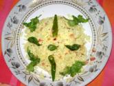 Atukulu Upma (poha, Aval)